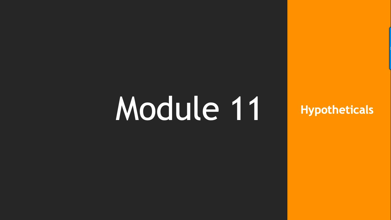 Trade Like A Pro Module 11
