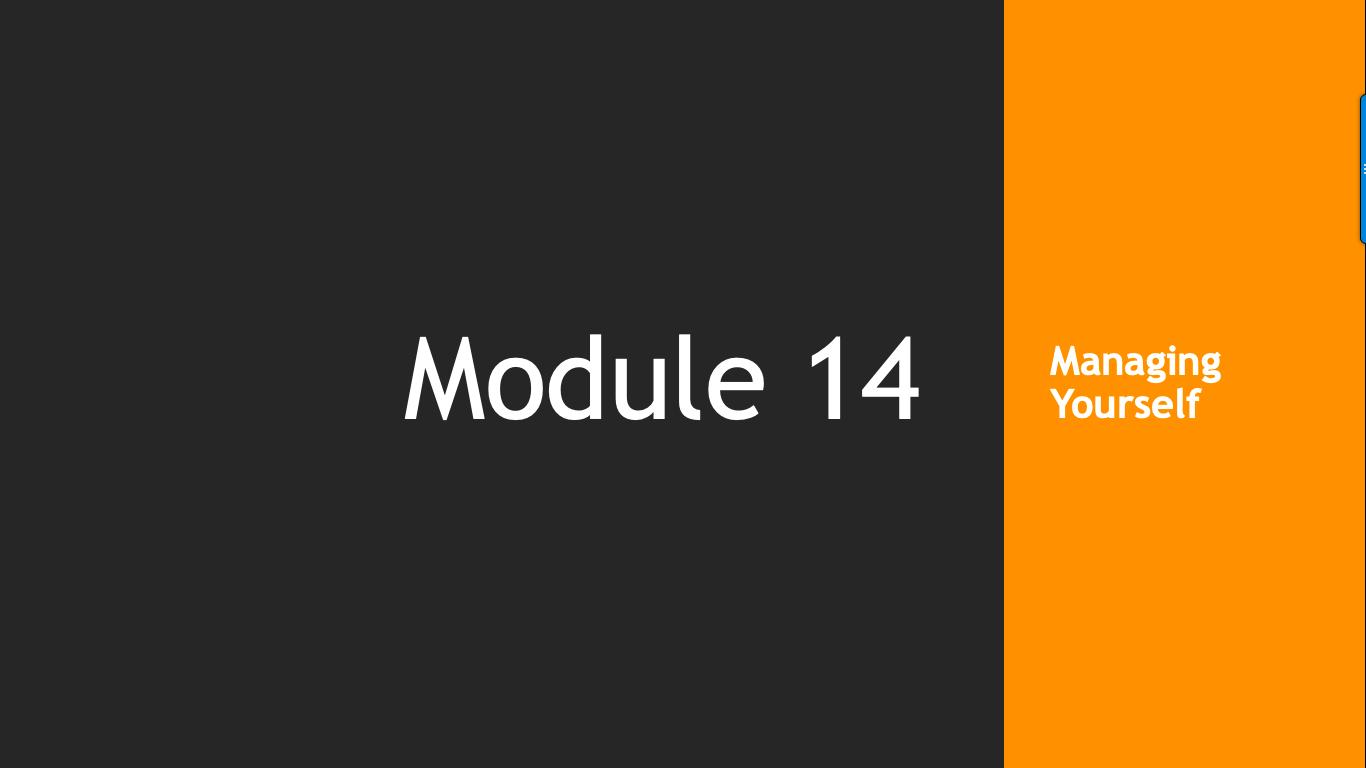 Trade Like A Pro Module 14