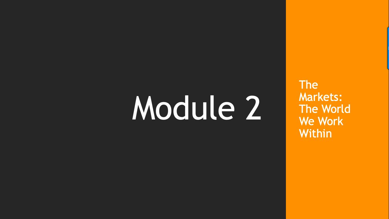 Trade Like A Pro Module 2