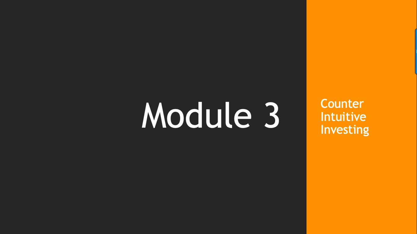 Trade Like A Pro Module 3