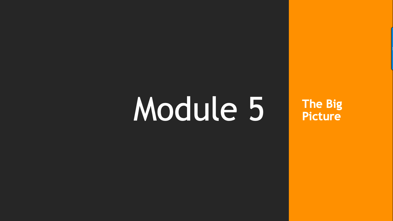 Trade Like A Pro Module 5