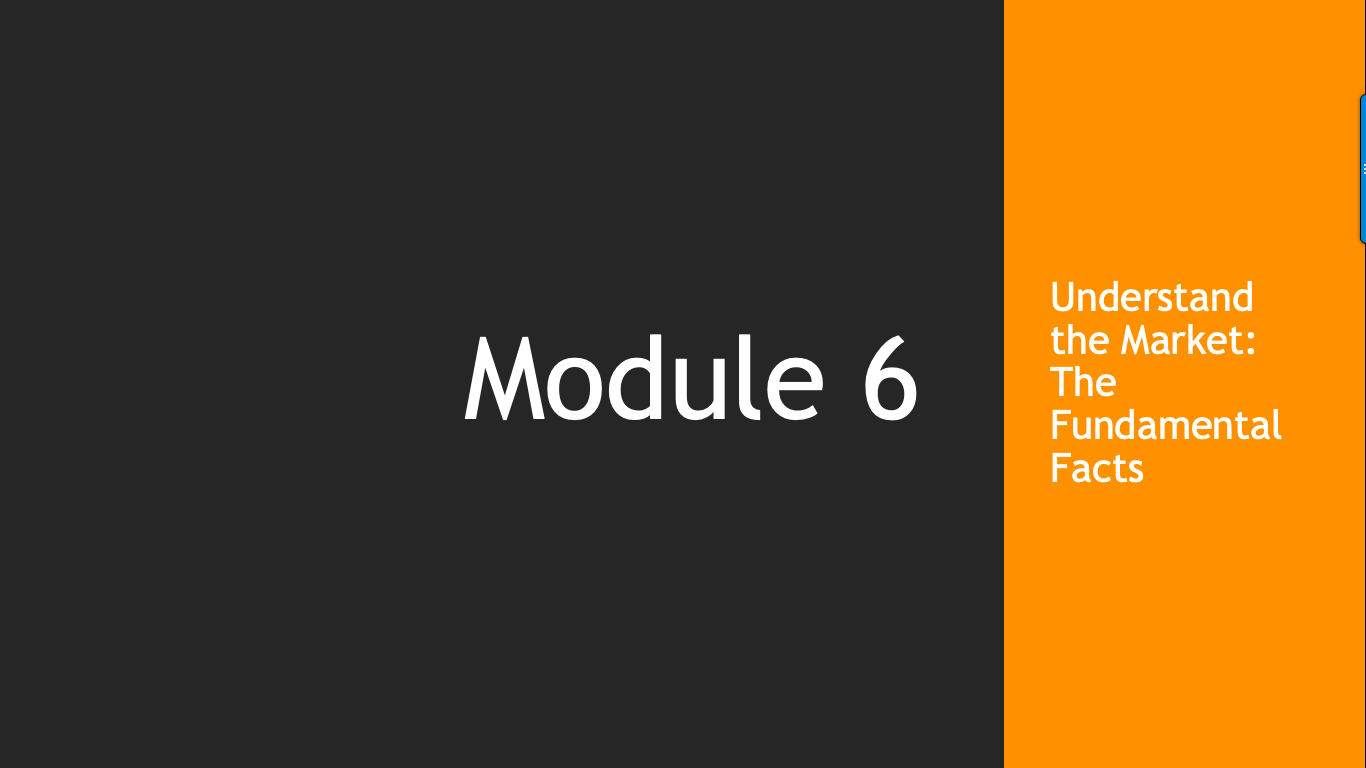 Trade Like A Pro Module 6